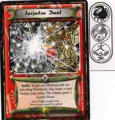 Iaijutsu Duel