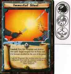 Immortal Steel