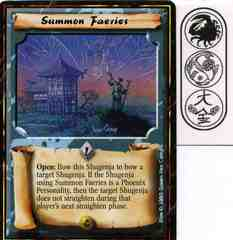 Summon Faeries