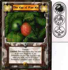 The Egg of P'an Ku