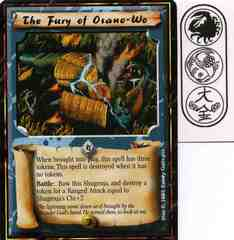 The Fury of Osano-Wo