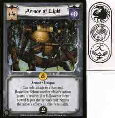 Armor of Light FOIL