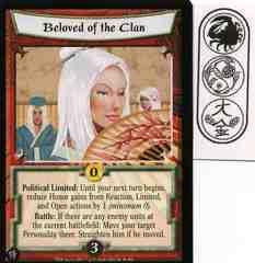 Beloved of the Clan FOIL