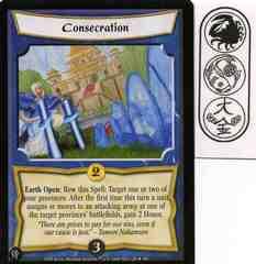 Consecration FOIL