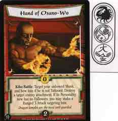 Hand of Osano-Wo FOIL
