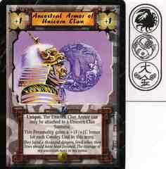 Ancestral Armor of the Unicorn