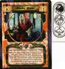 Akodo Kage (Experienced)