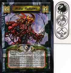Hida Yakamo (Experienced Crab Clan Oni)