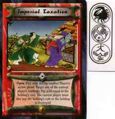 Imperial Taxation