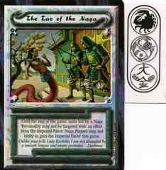 The Tao of the Naga