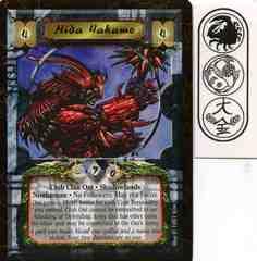 Hida Yakamo (Crab Clan Oni)