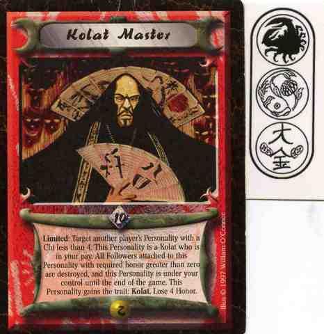 Kolat Master