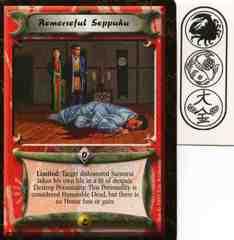 Remorseful Seppuku
