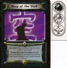 Ring of the Void