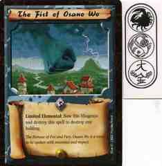 The Fist of Osano-Wo