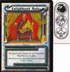 Enlightened Ruler