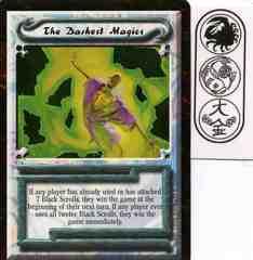 The Darkest Magics
