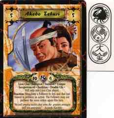 Akodo Toturi (Inexperienced)