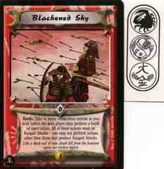 Blackened Sky