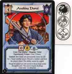 Asahina Dorai (Experienced)