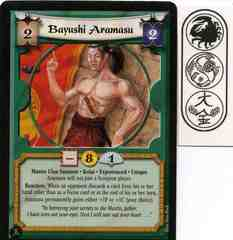 Bayushi Aramasu (Experienced)