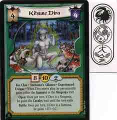 Kitsune Diro (Experienced)