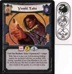 Yasuki Taka (Experienced 2)