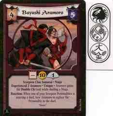 Bayushi Aramoro (Experienced 2)