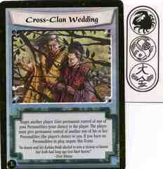 Cross-Clan Wedding