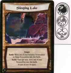 Sleeping Lake