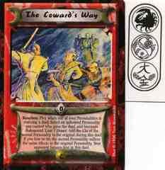 The Coward's Way