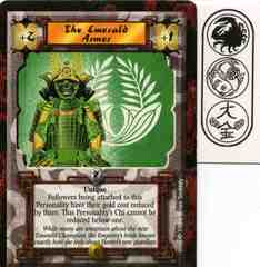 The Emerald Armor