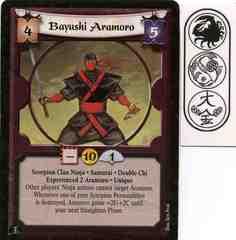 Bayushi Aramoro (Experienced 3)