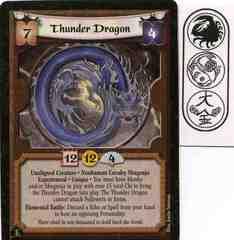 Thunder Dragon (Experienced)