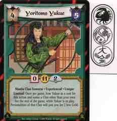 Yoritomo Yukue (Experienced)