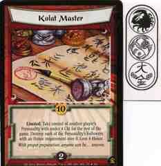 Kolat Master FOIL