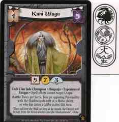 Kuni Utagu (Experienced) FOIL