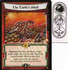 The Turtle's Shell FOIL