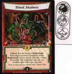 Blood Madness FOIL