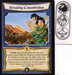 Breaking Concentration FOIL