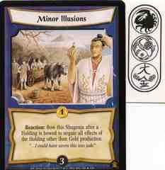 Minor Illusions FOIL