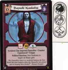 Bayushi Kaukatsu ( Experienced)