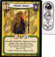 Hitomi Akuai (Experienced) FOIL