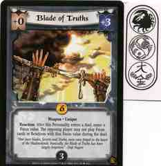 Blade of Truths FOIL