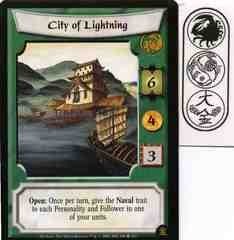 City of Lightning