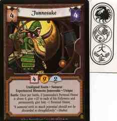Junnosuke (Experienced Mirumoto Junnosuke) FOIL