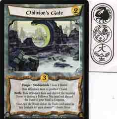 Oblivion's Gate FOIL