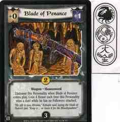 Blade of Penance FOIL