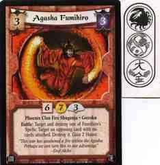 Agasha Fumihiro FOIL