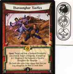 Baraunghar Tactics FOIL